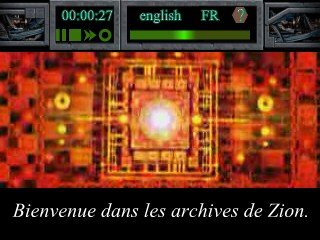 Animatrix English/French
