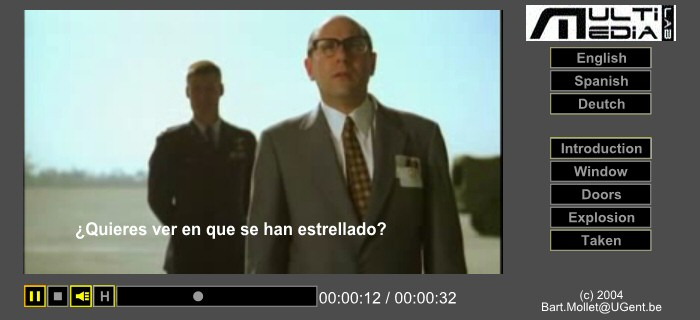 Taken High + Spanish
